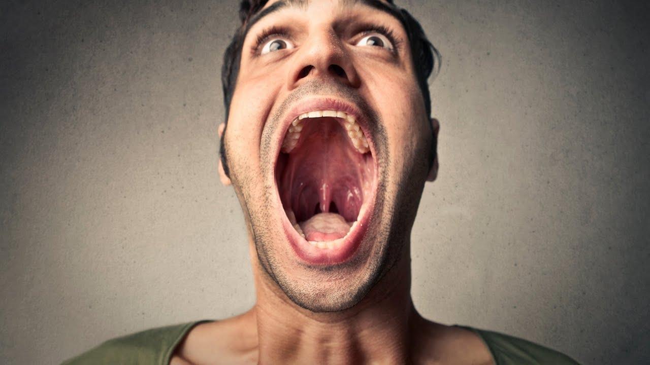 Фото девушек с открытым ртом и языком 16 фотография