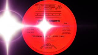 Baixar - Miquel Brown So Many Men So Little Time Tsr Records 1983 Grátis