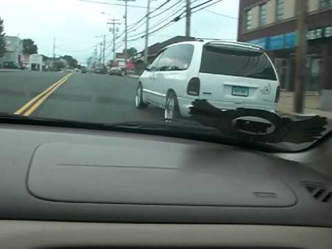 Dodge Grand Caravan On 22 Inch Rims T N B Youtube