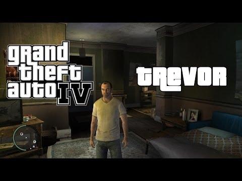 GTA 4 - Trevor Skin Mod