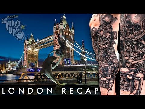 Inked Up World Tour London Recap
