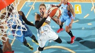 2015 WNBA All-Star Top Plays: Elena Delle Donne