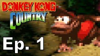 Frush Rush: Donkey Kong Country - Ep. 1