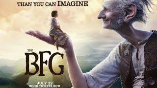 The BFG (2016 film) in Hindi