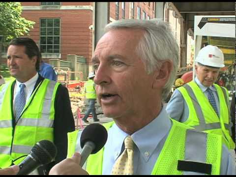 Gov. Steve Beshear on Jack Conway