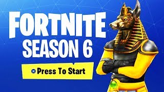 fortnite season 6 battle pass skins