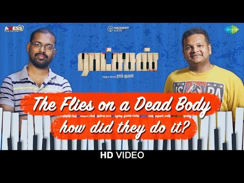 The Flies On a Dead Body | Ratsasan | Original Background Music | Ghibran | Ramkumar | Vishnu Vishal
