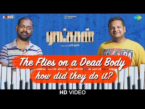 The Flies On a Dead Body | Ratsasan | Original Background Music | Ghibran | Ramkumar | Vishnu Vishal