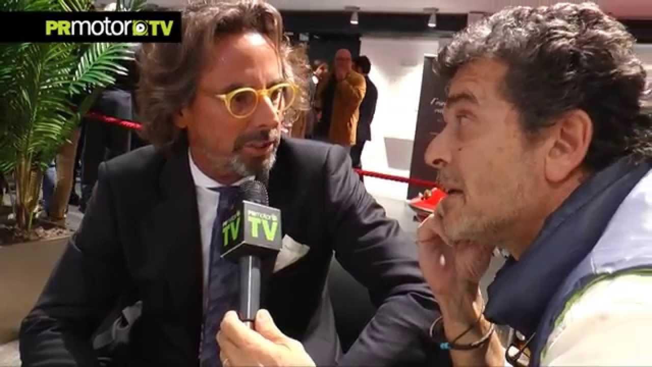 Entrevista a Eduardo Costabal - Presidente Centro Porsche Barcelona Grupo Ditec by PRMotor TV