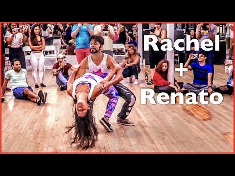 Exciting Brazlian Zouk Dance by Renato Ramalho & Rachel Ramalho at the Chicago Future Zouk Congress