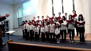 "真耶穌教會 TJC Elizabeth Church - ""I Will Serve You /  For the Beauty of the Earth"""