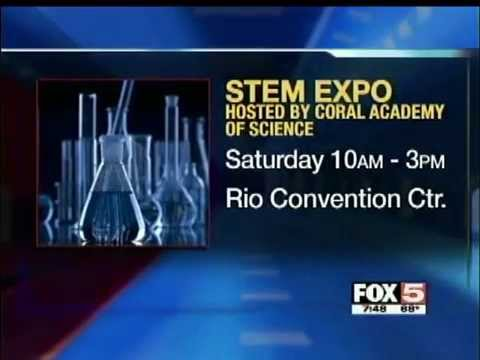 Coral Academy of Science Las Vegas / STEM EXPO 2014
