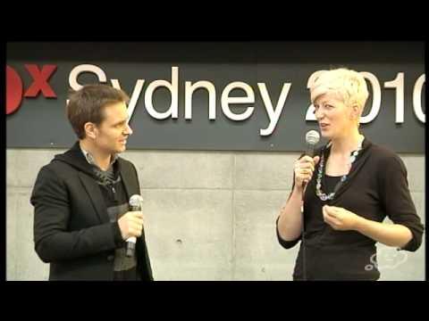 TEDxSydney - Sarah Jane Pell - Speaker Interview
