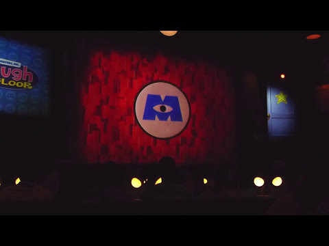 Monsters Inc. Laugh Floor - Full Comedy Show from Disney World 2014