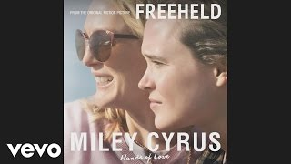 Miley Cyrus - Hands of Love (Audio)