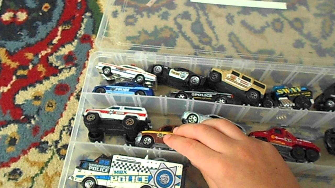 Police Car Matchbox Matchbox Police Car Review