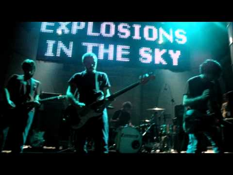 Explosions In The Sky - The Long Spring