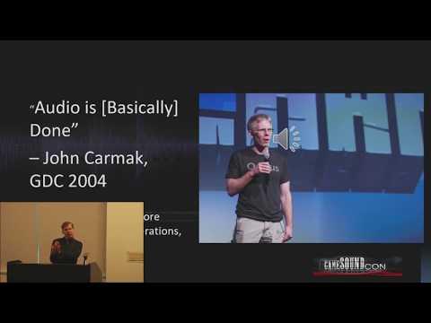 Brian Schmidt, Game Audio Leader 2018 DigiPen Audio Symposium DigiPen Institute of Technology