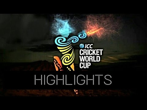 WORLD CUP 2015 - HIGHLIGHTS