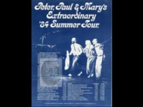 Peter, Paul & Mary - Erika With The Windy Yellow Hair