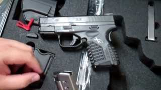 Springfield XDS 9mm Review @ Trigger Happy