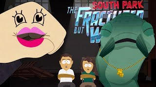 HELPING KANYE THE GAYFISH & WHERE ARE MY PARENTS!? | South Park: The Fractured But Whole [12]