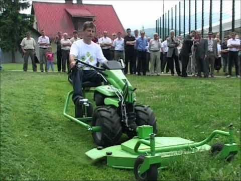 Muta Maestral lawnmover