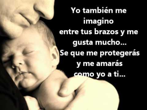 Imagenes de bebés con frases para futuros papas - Imagui