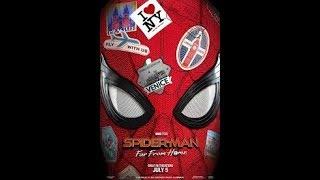Spider Man far from home - Tráiler Español Latino
