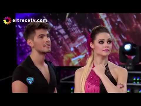¡Las hijas de Cinthia Fernández regresaron al Bailando! ¿Reconocieron al tío Marce?