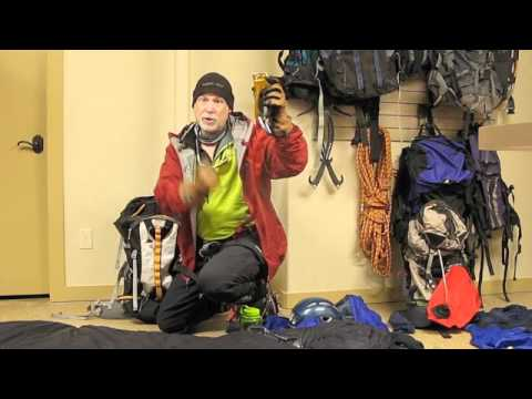 Everest 2011 Gear Prep