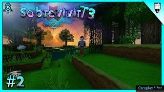 La venganza de la Gaviota! 😱/ Sobrevivir en Survivalcraft 2 2.0.2 Gameplay - Temporada 3 / #2
