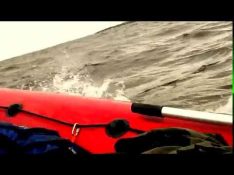 ладога рыбалка шторм
