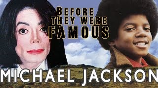 MICHAEL JACKSON | Before They Were Famous