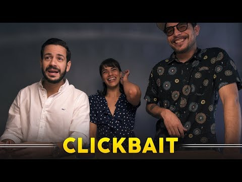 Nashla Bogaert, Carlos Duran & Riccie Oriach  (No Clickbait)