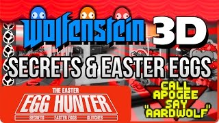 Best Wolfenstein 3D Secrets & Easter Eggs - The Easter Egg Hunter