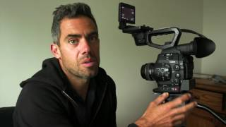01. How to use the Canon C300 for the first time basic lesson.