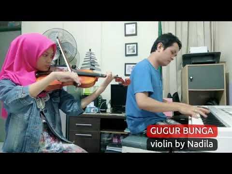 Gugur Bunga | violin cover by Nadila