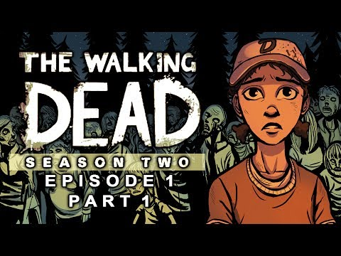 Cry Plays: The Walking Dead [S2] [Ep1] [P1]