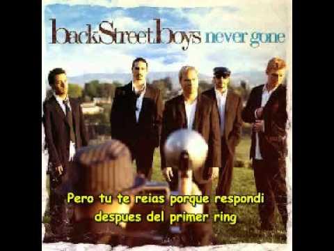 Backstreet boys - Last night you saved my life (traduccion español)