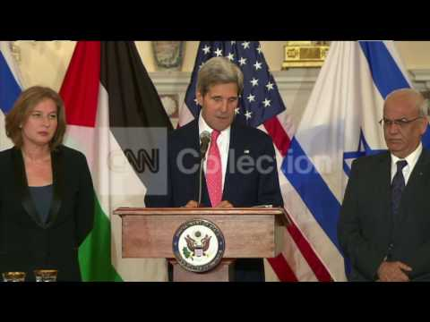 KERRY:MIDDLE EAST PEACE PRSR-POSITIVE MEETINGS