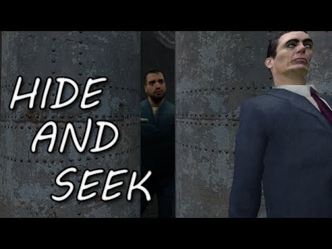 STUCK! (Garry's Mod Hide & Seek)