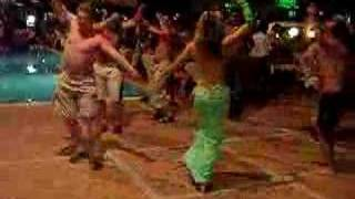 Marmaris - funny belly dancers :)