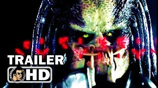THE PREDATOR Official Trailer #2 Teaser (2018) Sci-Fi Horror Action Movie HD