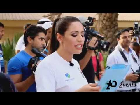 BILINGUAL ARAB FEMALE MC IN DUBAI