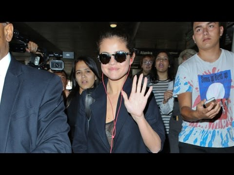 Selena Gomez Dodges Orlando Bloom Dating Questions After Celebrating Birthday In London