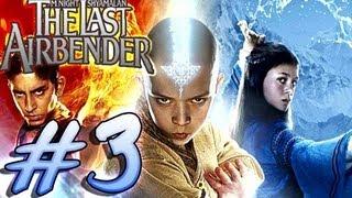 The Last Airbender (Wii) Avatar Game Walkthrough Part 3  [M. Night Shyamalan movie] 3/16