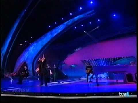 Eurovision 1998 - 12 Slovenia -  Vili Resnik - Naj bogovi slišijo