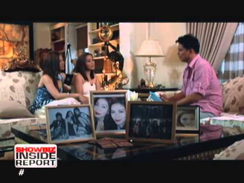 SHOWBIZ INSIDE REPORT : Maja & Mommy Thelma Interview