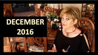 LIBRA December Astrology Forecast 2016 - Year End Wrap-Up!